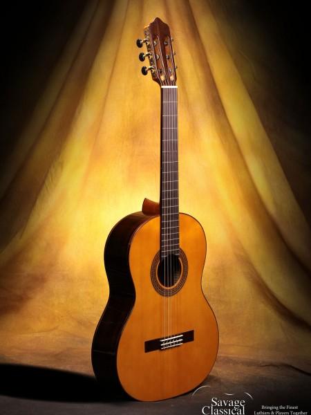 Kenny Hill Estudio 628mm Cedar Classical Guitar