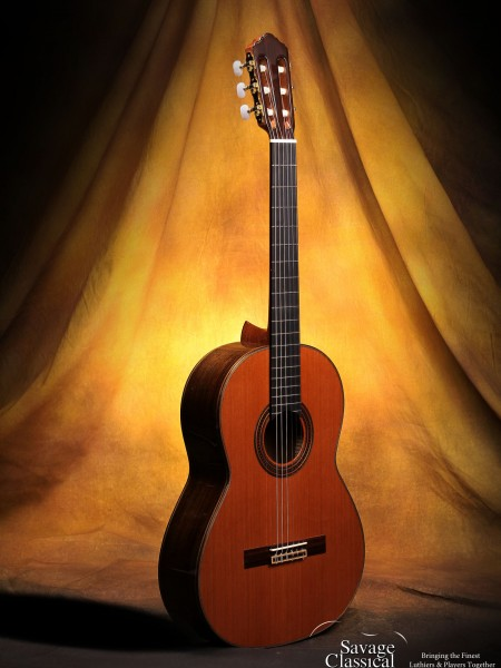 Kenny Hill Classical Guitar Player Series - 628mm