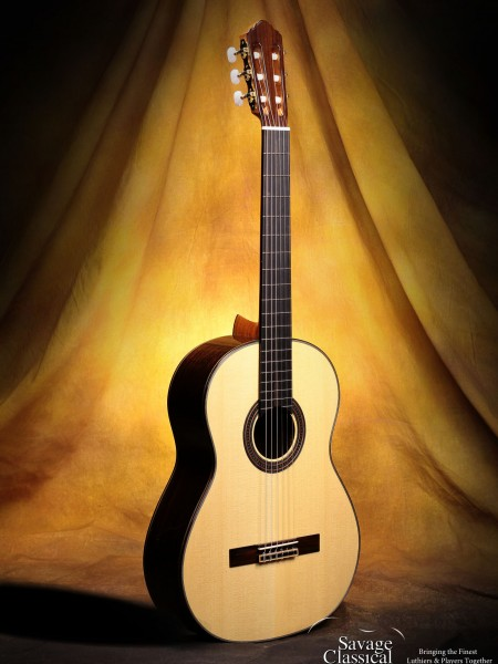 Kenny Hill Classical Guitar Player Series - 650mm