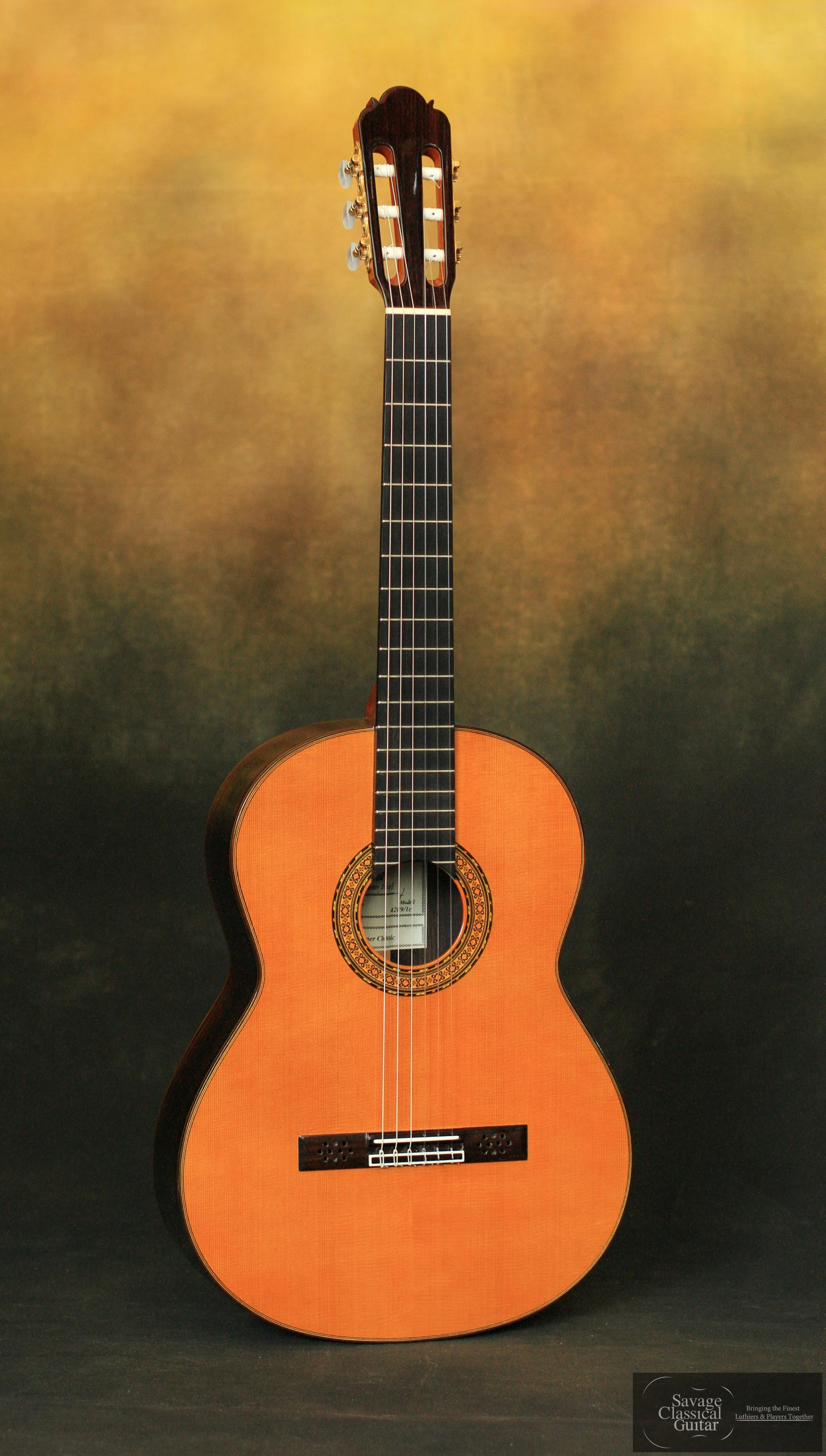 dieter hopf super classic savage classical guitar. Black Bedroom Furniture Sets. Home Design Ideas