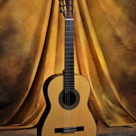 Daryl Perry Classical Guitar #186