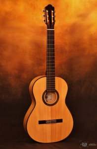 Randy Angella Classical Guitar