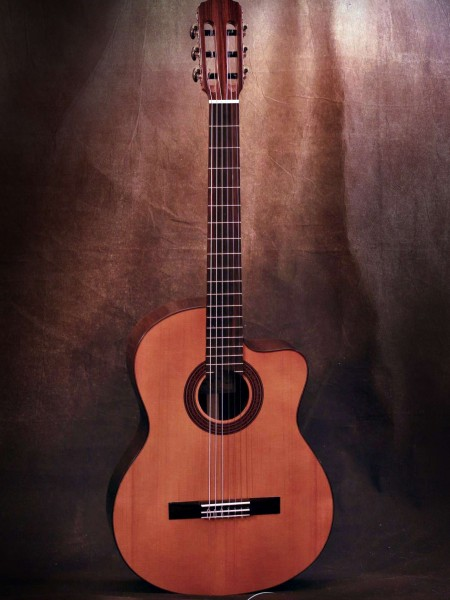 Classical Guitar by Kenny Hill Estudio