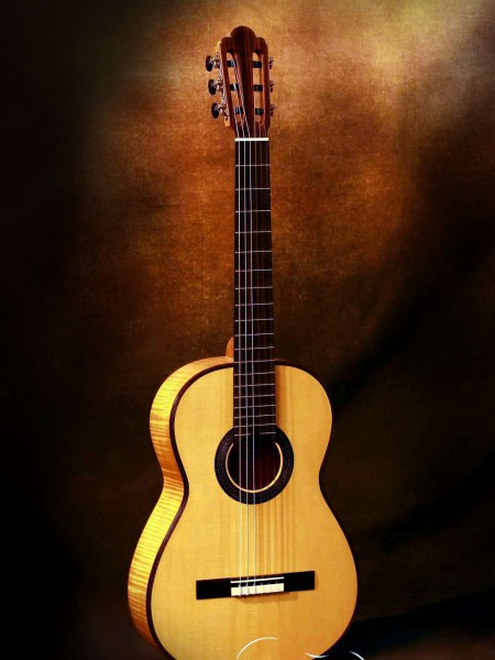 Kenny Hill Torres Classical Guitar F5