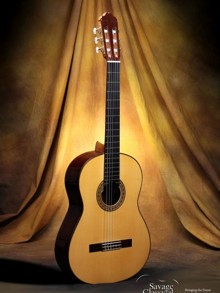 Manuel Adalid Classical Guitar Custom Build 01