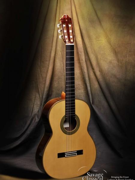 Manuel Adalid Classical Guitar