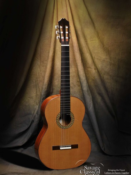 Marshall Bruné Classical Guitar