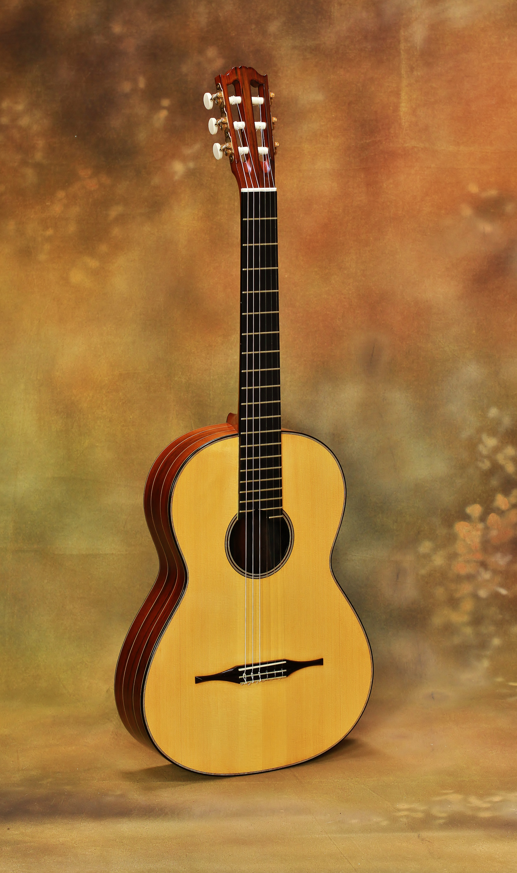tony johnson classical guitar for sale by savage classical guitar. Black Bedroom Furniture Sets. Home Design Ideas