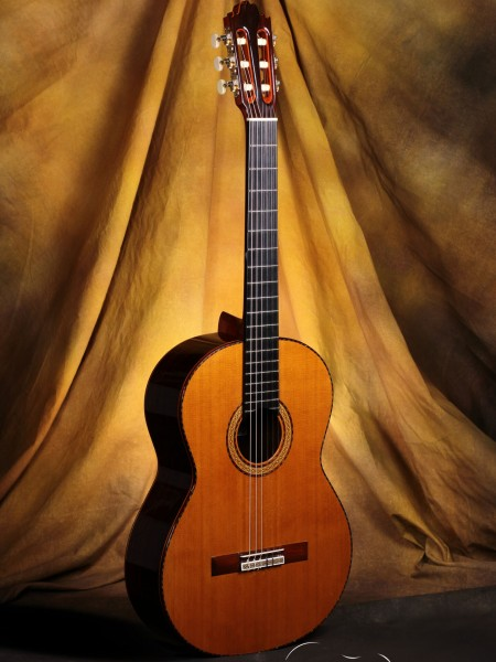 Jose Oribe Classical Guitar - Classic Suprema 1994