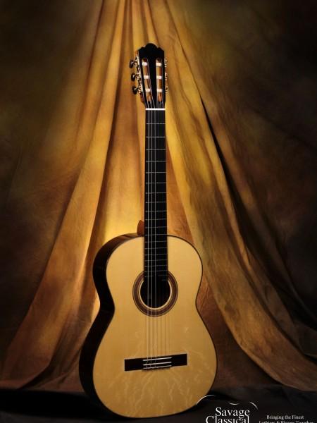 Douglass Scott Classical Guitar - 2014 Concert