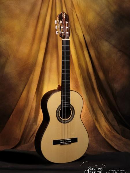 Geri Carletto Classical Guitar #65 2007 Spruce EIRW
