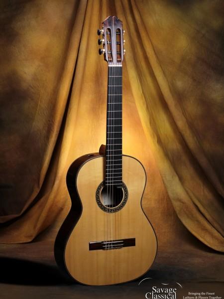 Gil Carnal Classical Guitar #130 Spruce