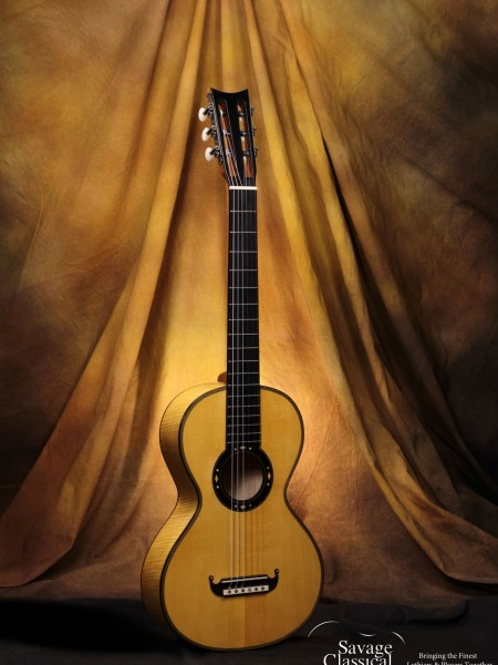 Manuel Adalid Romantica 19th Century Classical Guitar Spruce Maple