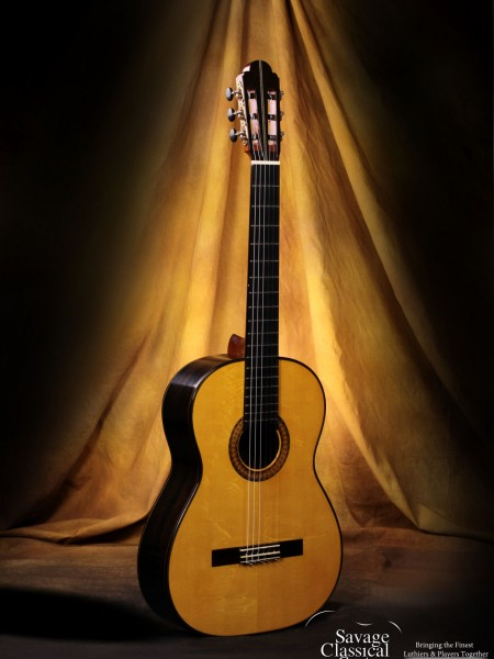 Manuel Velazquez Classical Guitar 2007 Spruce Brazilian