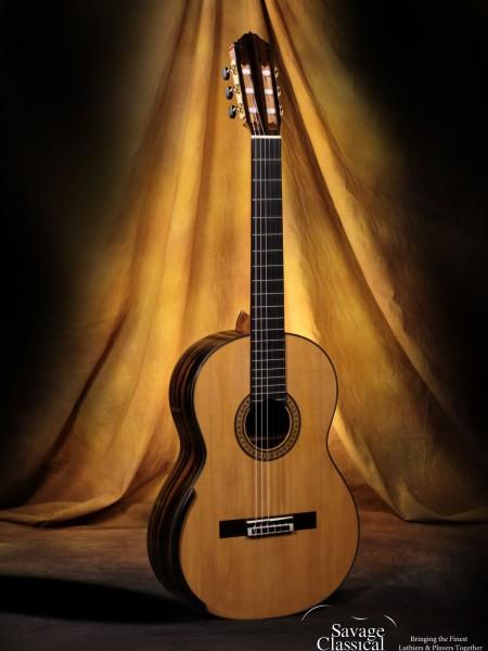 Michael Batell 2014 Classical Guitar