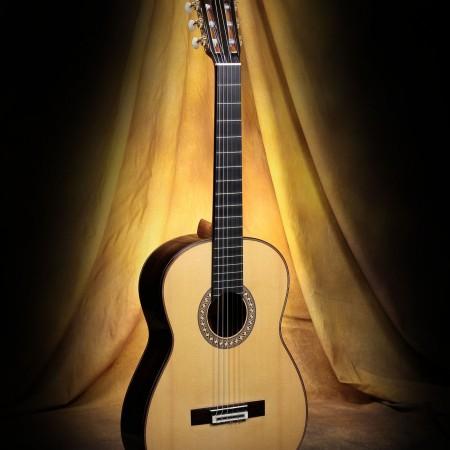 Juan Miguel Gonzalez Classical Guitar 2014 Spruce