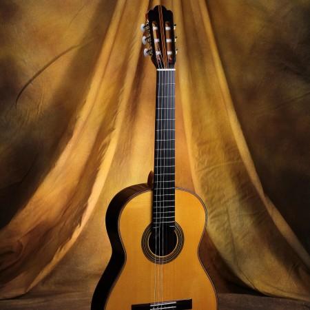 Manuel Adalid Classical Guitar Hauser