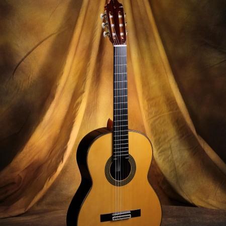 Adalid Classical Guitar Adalid 1 Model #373 Spruce w/Madagascar RW