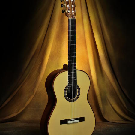 Kenny Hill Performance Classical Guitar #3851 Spruce 640mm