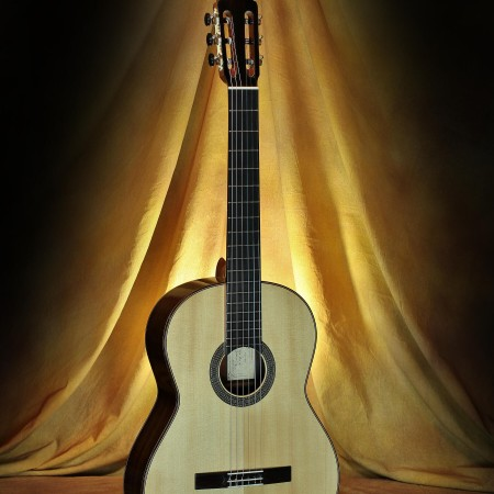 Tim McCoy Classical Guitar #58