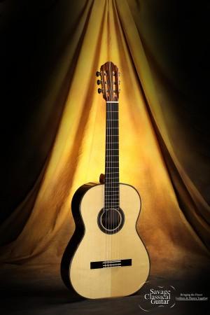 Cordoba Master Series Classical Guitar #85 Hauser Model