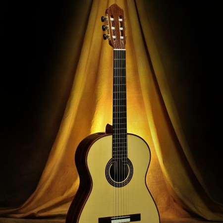 Kenny Hill Performance Classical Guitar #3905 Spruce 640mm