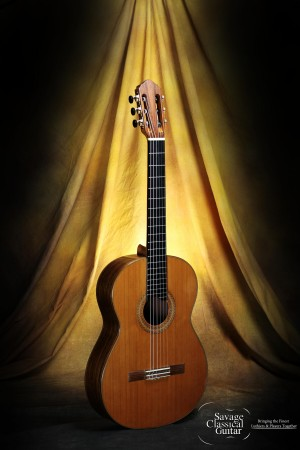 Frederich Holtier Classical Guitar #105