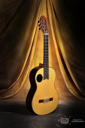 Alan Chapman Classical Guitar 2005 Spruce/EIRW