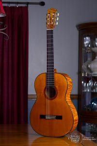 Manouk Papazian Classical Guitar 1977 Spruce Maple