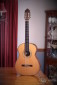 Ashley Sanders Classical Guitar #62 2016 Cedar Ziricote